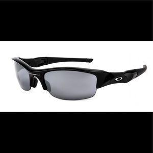 Oakley Flak Jacket Sunglasses w/ Polarized Lenses